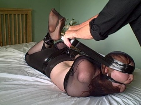 Bondage and balancing on a board